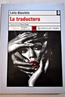 La traductora / Leila Aboulela