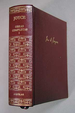 Obras completas Vol I / James Joyce