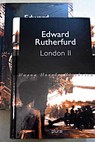 London / Edward Rutherfurd