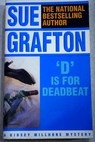 D is for deadbeat / Sue Grafton