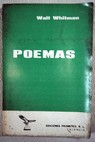 Poemas / Walt Whitman