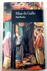 Misa de gallo / Paul Bowles