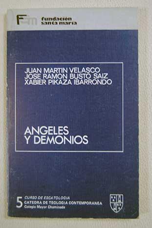 angeles y demonios | juan martin velasco