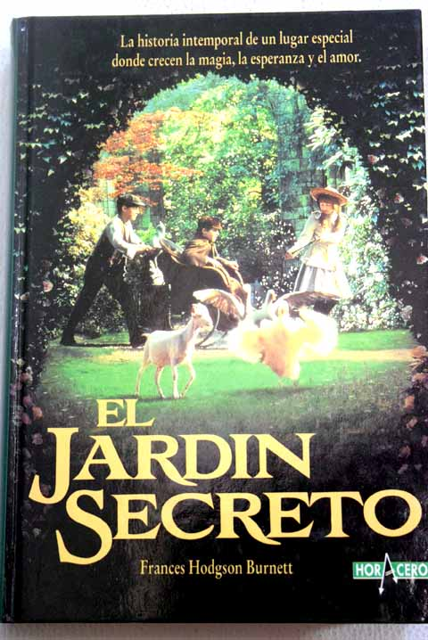El jardin secreto frances hodgson burnett for El jardin secreto torrent
