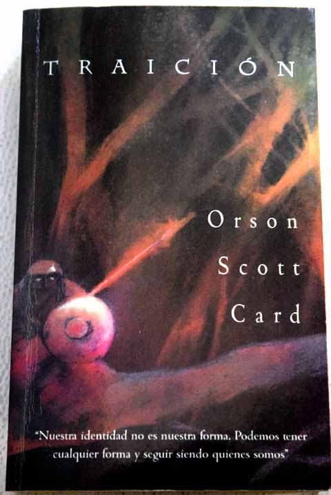Traición / Orson Scott Card
