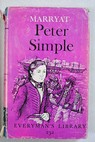 Peter Simple Introduction by Christopher Lloyd Single Works / Frederick Marryat