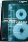 Presunto culpable / Scott Turow