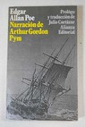 Narración de Arthur Gordon Pym de Nantucket / Edgar Allan Poe