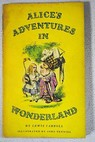 Alice s adventures in wonderland / Lewis Carroll