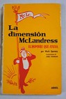 La dimensión McLandress / John Kenneth Galbraith