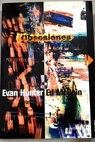 Obsesiones / Evan Hunter