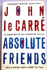 Absolute friends / John Le Carré