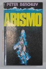 Abismo / Peter Benchley