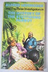 Alfred Hitchcock and the three investigators in The mystery of the stuttering parrot / Arthur Robert Hitchcock Alfred