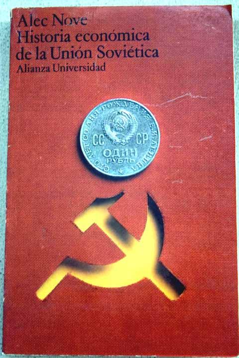 alec nove historia economica union sovietica pdf
