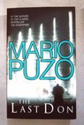 The last Don / Mario Puzo