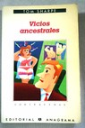 Vicios ancestrales / Tom Sharpe