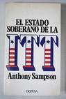 El estado soberano de la ITT / Anthony Sampson