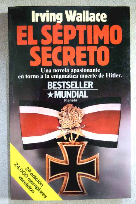 El séptimo secreto / Irving Wallace