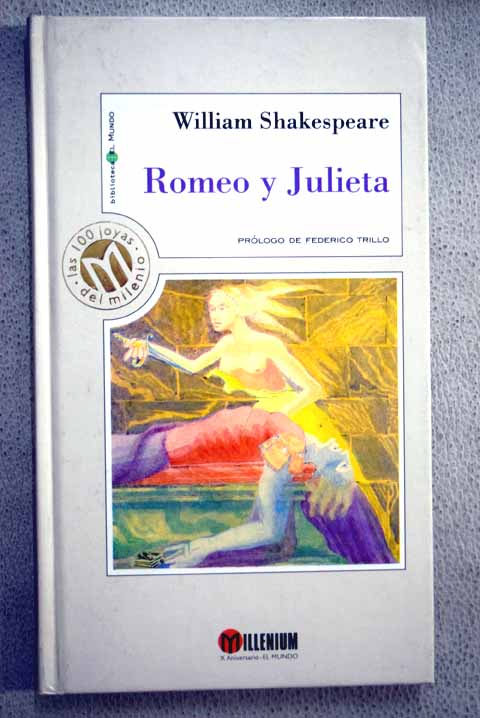 Romeo y Julieta / William Shakespeare