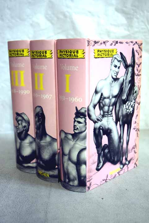 The complete reprint of Physique pictorial / Bob Mizer