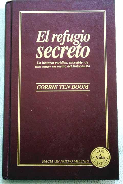 descargar libro el refugio secreto corrie ten boom pdf