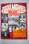 2000 movies Tje 1940s / Robin Cross