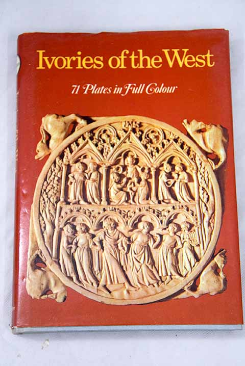 Ivories of the West 71 Plates in Full Colour / Massimo Carrà