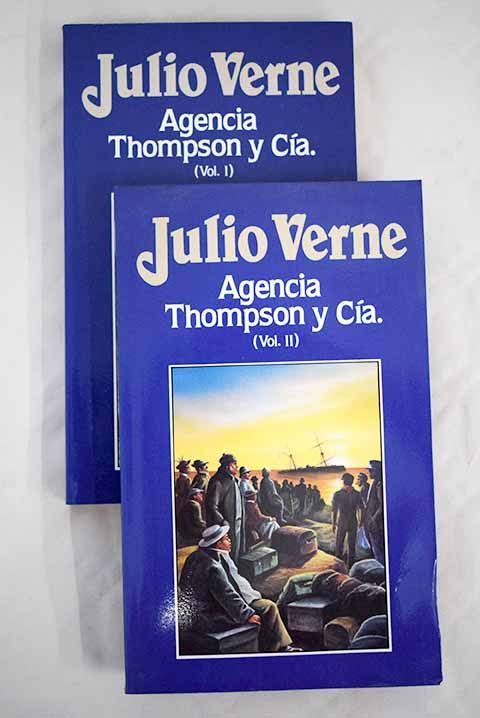 Agencia Thompson y Cía / Julio Verne