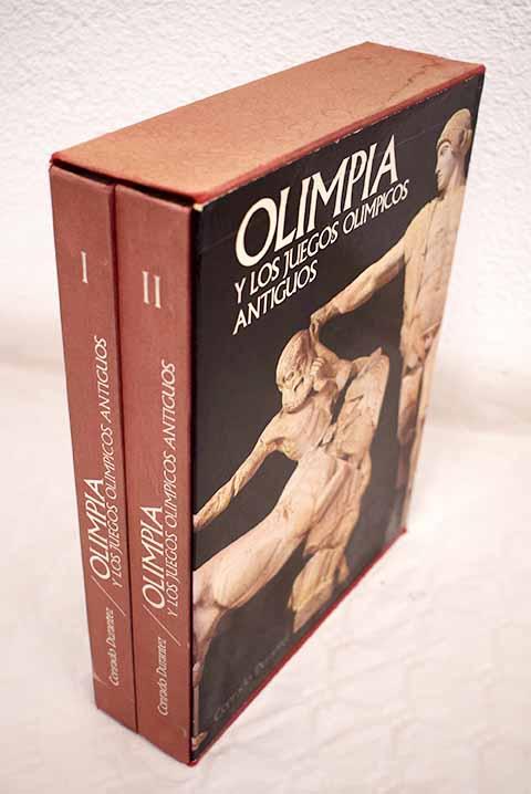 Olimpia Y Los Juegos Olimpicos Antiguos Libros Y Coleccionismo