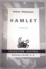 Hamlet Príncipe de Dinamarca / William Shakespeare