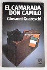 El camarada Don Camilo / Giovanni Guareschi