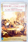 A shortened history of England / George Macaulay Trevelyan