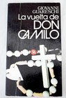 La Vuelta de don Camilo / Giovanni Guareschi