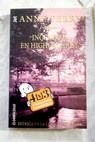 Incendios en Highgate Rise / Anne Perry