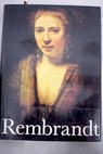 Rembrandt Paintings / Horst Gerson