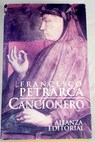 Cancionero / Francesco Petrarca