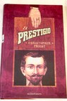 El prestigio / Christopher Priest