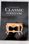 Contamporany classic forniture