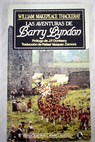 Las aventuras de Barry Lyndon / William Makepeace Thackeray