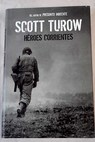 Héroes corrientes / Scott Turow