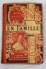 En famille Tome second / Hector Malot