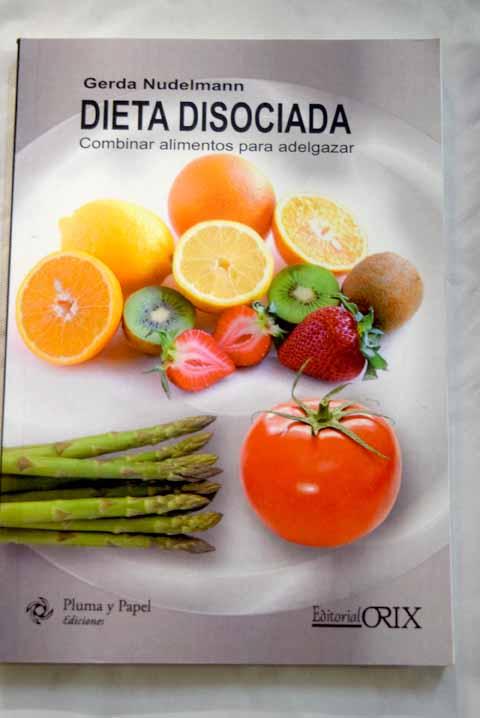 dieta de no combinar alimentos