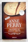 Traición en Lisson Grove / Anne Perry