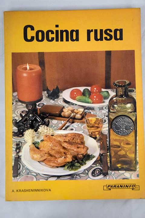 Cocina Rusa   Cocina Rusa A Krasheninnikova