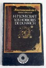 Necronomicon Tomo I Los horrores de Dunwich / H P Lovecraft