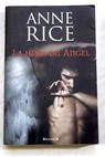 La hora del ángel / Anne Rice