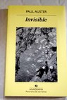 Invisible / Paul Auster