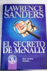 El secreto de McNally / Lawrence Sanders