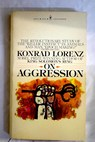 On aggression / Konrad Lorenz